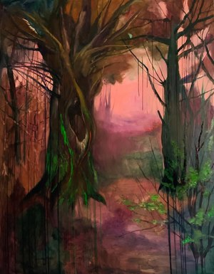 Mystery forest