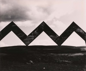 Five Artefacts from the series LAND ART and Scottish Studies. 1/20 edition